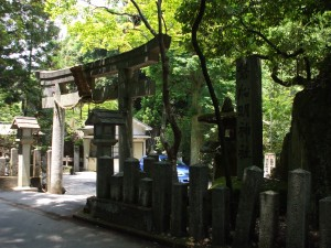 Iwafune Jinjya (the Iwafune Shrine)
