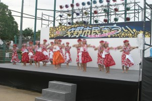 the Katano festival