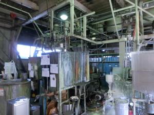Nichia's laboratory
