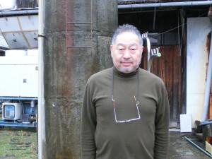 Yamano Shuzo CEO Mr. Hisayuki Yamano