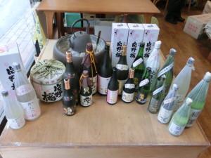 Yamano's Sake @ Ashida Liquor Shop